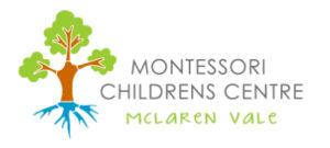Montessori Children Centre McLaren Vale
